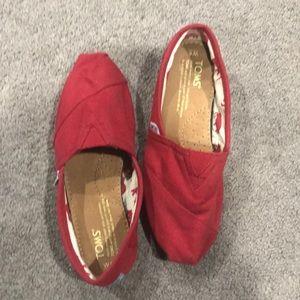 Authentic TOMS shoes